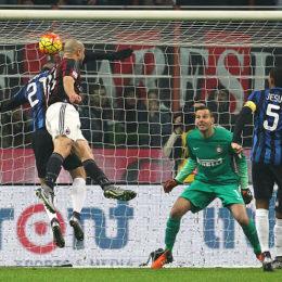 Derby mediocre, l'Inter crolla