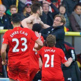 Liverpool, never say die