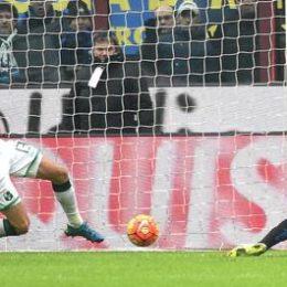 Follia Inter, regalati tre punti al Sassuolo