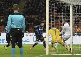 d'ambrosio gol alla samp 2016