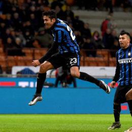 Probabili formazioni Inter-Sampdoria
