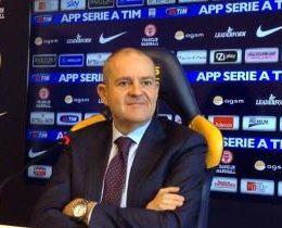 UFFICIALE – Gardini nuovo Chief Football administrator