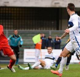 Soccer: Serie A; Verona-Inter