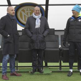 """Mancini: """"Niente nazionale, prima devo fare grande l'Inter"""""""