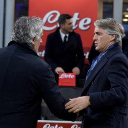 """Mancini: """"Il gol subìto unico neo"""" Tutte le parole dei protagonisti"""