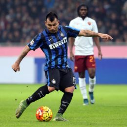 Soccer: Serie A; Inter-Roma