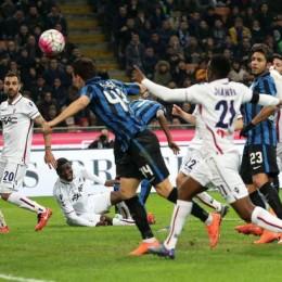 Soccer: Serie A; Inter-Bologna