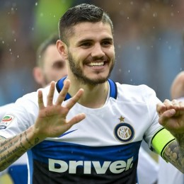 Icardi e i legni salvano l'Inter