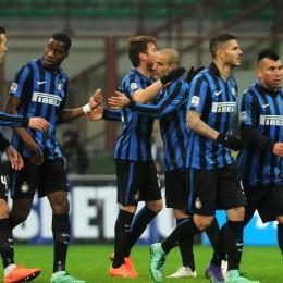 Frosinone-Inter, la probabile formazione