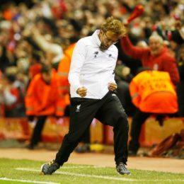 Liverpool in delirio per Klopp