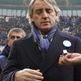 """Mancini sereno: """"Simeone? Non possiamo allenare in due"""""""