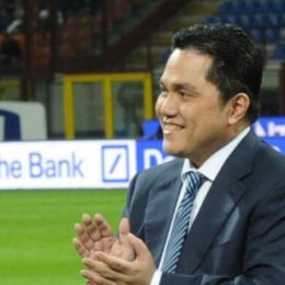 thohir in campo