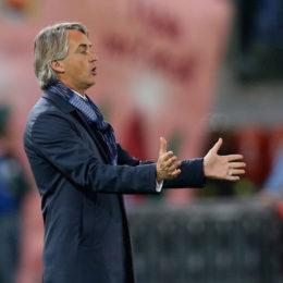 """Mancini: """"Impatto con la partita pietoso"""""""