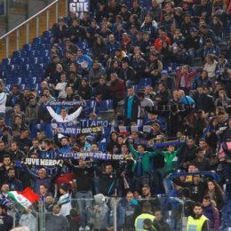 tifosi a roma 2016