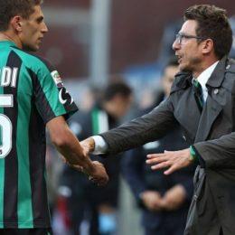 "Berardi, ascolta Di Francesco: ""Sei pronto"""