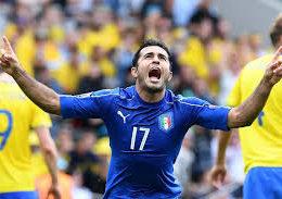 Eder salva l'Italia