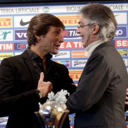 Moratti propone Leonardo come dirigente