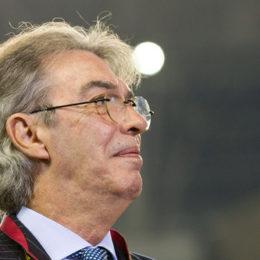 """Moratti: """"Interisti, vogliate bene all'Inter e rimanete così come siete"""""""