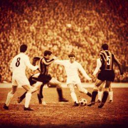 Le tre sfide col Cska Sofia nel 1967