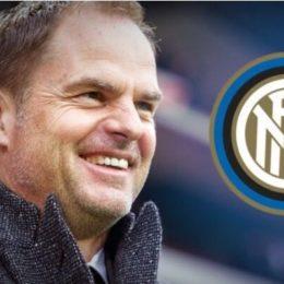 UFFICIALE – Frank De Boer nuovo allenatore dell'Inter