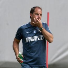 """De Boer: """"Voglio dominare, ma sono anche realista"""""""