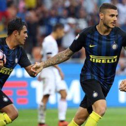 Soccer: Serie A; Inter-Palermo