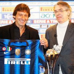 Leonardo verso la dirigenza dell'Inter