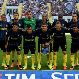 La formazione Inter 2016/17