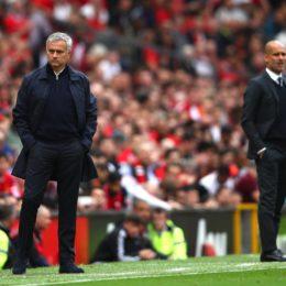 A Guardiola il primo round con Mourinho