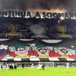 Formazioni ufficiali Inter-Juve