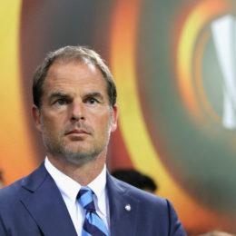 """De Boer: """"Un problema non aver fatto la preparazione, ma ho fiducia"""""""
