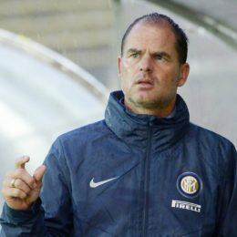 Db Ancona 10 08 2016 Inter Mailand vs Borussia Mönchengladbach Frank de Boer PUBLICATIONxNOTxINx