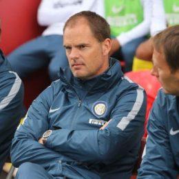 """De Boer: """"La partita più difficile della mia vita, ma ho sempre avuto fiducia"""""""