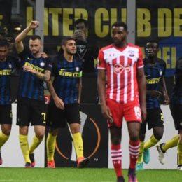 Le pagelle di Inter-Southampton 1-0