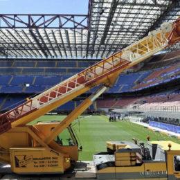 L'Inter pronta a sfrattare il Milan da San Siro