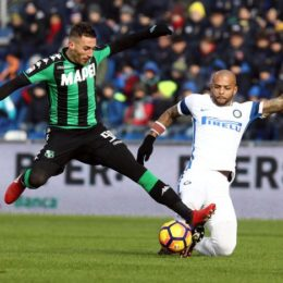 Soccer: Serie A; Sassuolo-Inter