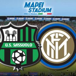 Sassuolo-Inter, le ipotesi di formazione