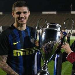 L'Inter si aggiudica il trofeo Casino Marbella