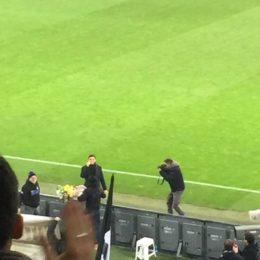 Il saluto di Zanetti e di tutta l'Inter ad Alessandro