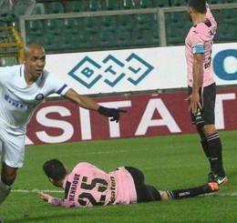 Joao Mario determinante, l'Inter passa anche a Palermo