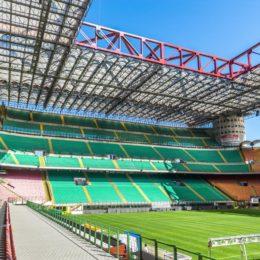 Inter-Lazio, primo rosso verso l'esaurito