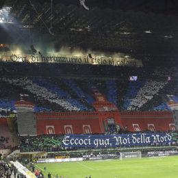 Febbre nerazzurra, la carica dei sessantamila contro la Roma