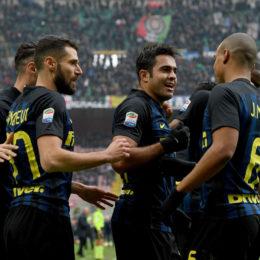 Rotondo 2-0 all'Empoli e l'Inter riparte