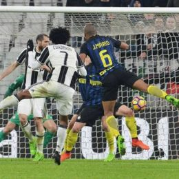 Soccer: Serie A; Juventus-Inter