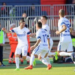 Le pagelle di Cagliari-Inter 1-5, il ritorno di Banega