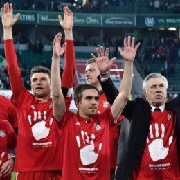 Il Bayern è campione di Germania per la quinta volta consecutiva