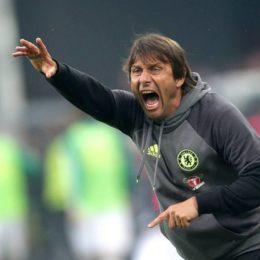 """Conte: """"La verità è che ho due anni di contratto e sono molto felice di rimanere al Chelsea"""""""