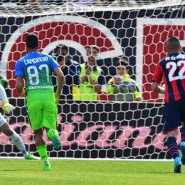 L'Inter perde la faccia a Crotone