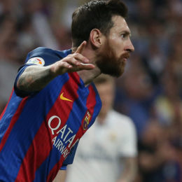 Messi immortal, vince el clasico