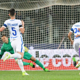 Partita balneare, prevale la Fiorentina 5-4
